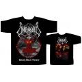 UNLEASHED - DEATH METAL VICTORY. T-shirt Medium