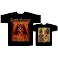 DARK FUNERAL - ATTERA TOTUS SANCTUS. T-shirt  XL