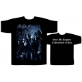 DARK FUNERAL - ENTER MY KINGDOM. T-shirt Medium