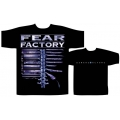FEAR FACTORY - DEMANUFACTURE. T-shirt  XL