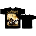 SUFFOCATION - DEMISE OF THE CLONE. T-shirt Medium