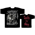 SUFFOCATION - EVIL LIES, DEATH DENIED. T-shirt Medium