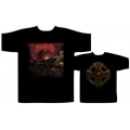 MOONSORROW - OF STRENGTH AND HONOUR. T-shirt Medium