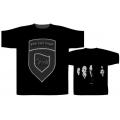 VREID - PITCH BLACK BRIGADE. T-shirt Large