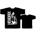 JIMI HENDRIX - PROFILE. T-shirt Large