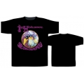 JIMI HENDRIX - EXPERIENCED. T-shirt Small