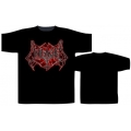UNLEASHED - LOGO. T-shirt Medium
