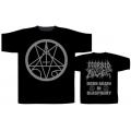 MORBID ANGEL - BORN AGAIN IN BLASPHEMY. T-shirt Large