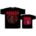 DEICIDE - BLASPHERERION. T-shirt Medium