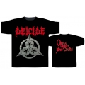 DEICIDE - ONCE UPON THE CROSS. T-shirt Medium