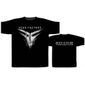 FEAR FACTORY - TRANSGRESSION. T-shirt Large