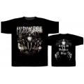 MY DYING BRIDE - A LINE OF DEATHLESS KINGS. T-shirt Large