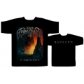 MOONSORROW - HAVITETTY. T-shirt Medium