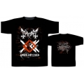 MAYHEM - ORDO AD CHAO. T-shirt Medium