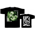TYPE O NEGATIVE - BLOODY KISSES. T-shirt Medium
