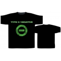 TYPE O NEGATIVE - O NEGATIVE. T-shirt Medium