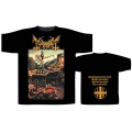 MAYHEM - BLOOD. T-shirt Medium