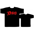 DIO - LOGO. T-shirt Medium