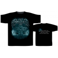 MOONSORROW - DEATH DRIFTS. T-shirt Medium