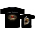 PARADISE LOST - ANATOMY / HEART. T-shirt Medium