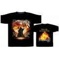 PYRAMAZE - IMMORTAL. T-shirt Medium