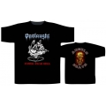 ONSLAUGHT - POWER FROM HELL. T-shirt Medium