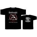 ONSLAUGHT - 100% PURE THRASH. T-shirt Medium
