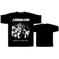 ANNIHILATOR - KING OF THE KILL. T-shirt Medium