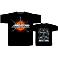 ANNIHILATOR - METAL. T-shirt Medium