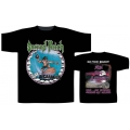 SACRED REICH - Tour 2009 STAGE DIVER. T-shirt Medium