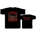 SUFFOCATION - HUMAN WASTE. T-shirt Medium