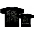 DIO - MOB RULES. T-shirt Large