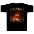 DIO - EVIL OR DIVINE. T-shirt Large