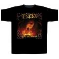 DIO - EVIL OR DIVINE. T-shirt Large