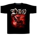 DIO - HOLY DIVER LIVE close up. T-shirt  XL