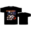 CATHEDRAL - FEAST ON HUMANITY. T-shirt Medium