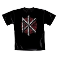 DEAD KENNEDYS - Distressed Logo. T-shirt Small