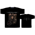 LACUNA COIL - BAND. T-shirt  XL
