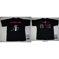LACUNA COIL - Tour 2007 Summer. T-shirt  XL