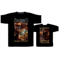 MOONSPELL - UNDER SATANE. T-shirt  XL