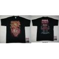 MORBID ANGEL - Tour 2008 Kali. T-shirt Large