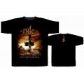Nile - Ithyphallic Symbol on Back. T-shirt Large
