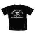 Penwise - Skullwise. T-shirt Large