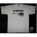RANCID - GUITAR. T-shirt  XL
