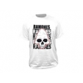 Ramones - Pinhead. Medium vit T-shirt
