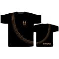 SOULFLY - BANDOLIER. T-shirt Large