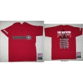 THE HAUNTED - Tour 2008 NFP red. T-shirt Medium