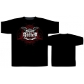 THE ROTTED - CREST. T-shirt Large