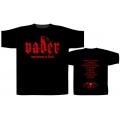 VADER - IMPRESSIONS LOGO. T-shirt Large