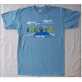 FILM - MASH - M.A.S.H. Logo. T-shirt Small
